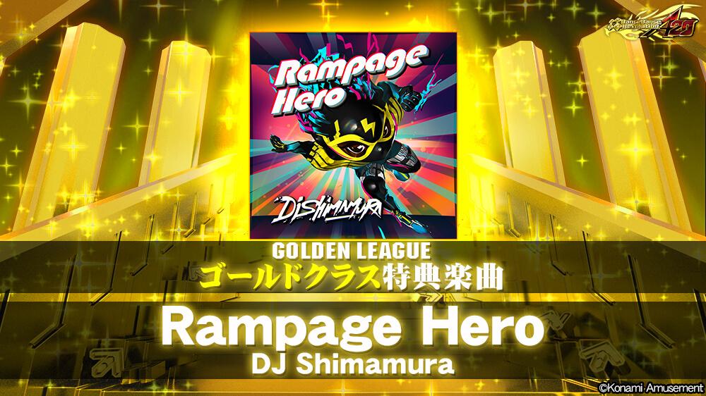 Rampage Hero