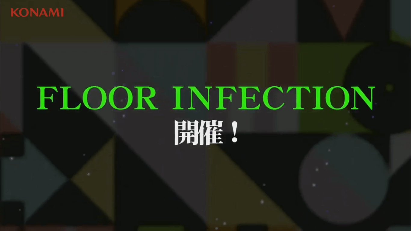 FLOOR INFECTION開催