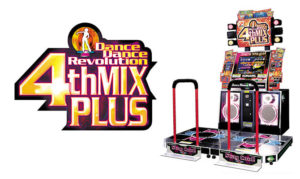 DDR 4thMIX PLUS